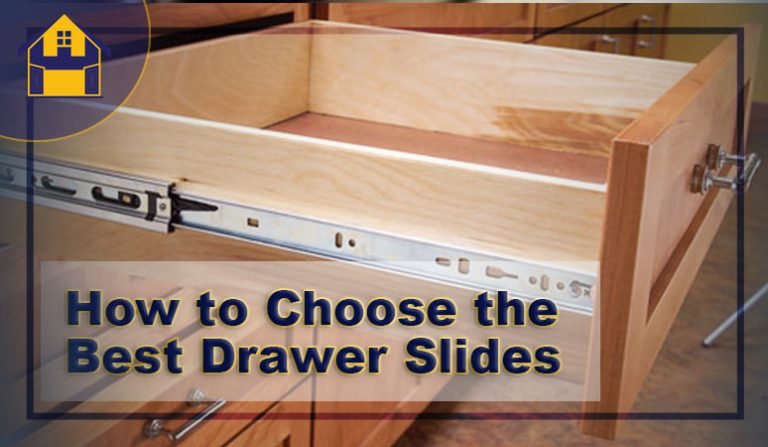 5 Best Drawer Slides Reviews | Complete Guide in 2021