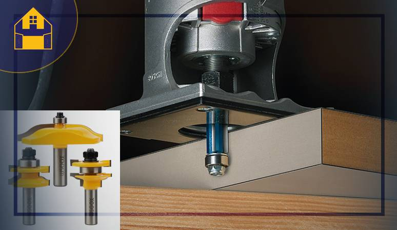 best router bit for laminate trimming