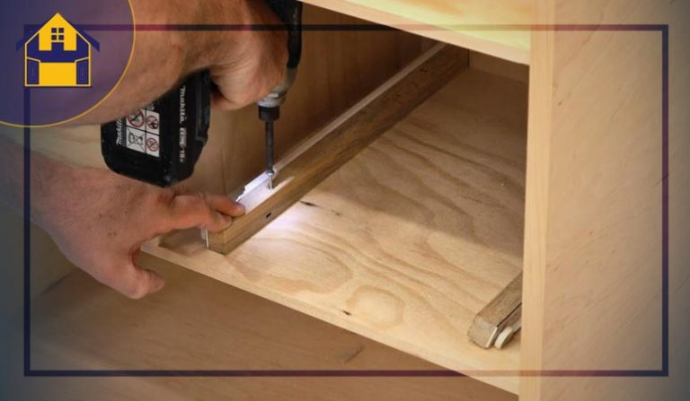 Can You Use Side Mount Drawer Slides as Undermount?